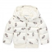 Polo Bear Down Jacket