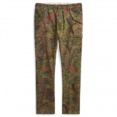 Straight Tapered Cargo Pant