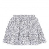Floral Cotton Skirt