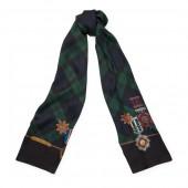 Military Oblong Silk Scarf