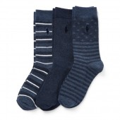 Striped Sock 3-Pack