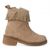 Zyla Fringe Suede Boot