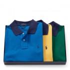 Short-Sleeve Polo 3-Piece Set