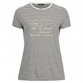 Foil-Logo T-Shirt