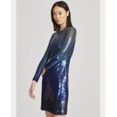 Neveah Sequined Dress