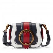Color-Blocked Mini Lennox Bag
