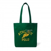 Athletic Division Cotton Tote