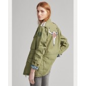 Steer-Head Military Jacket