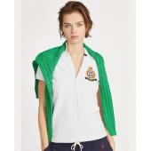 Slim Fit Crest Polo Shirt