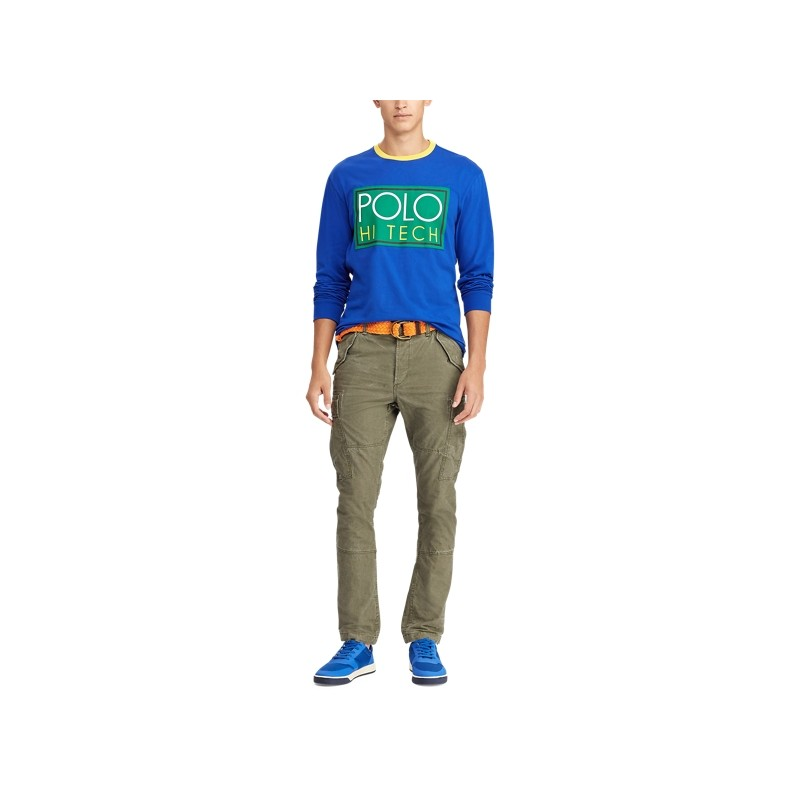 [폴로 랄프로렌] Classic Fit Hi Tech T-Shirt