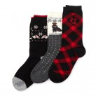 Holiday Sock 3-Pack Gift Set
