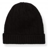 Cable Cashmere Hat