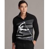 RLX Cotton Graphic Sweater