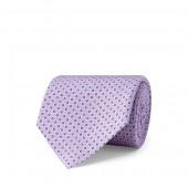 Hexagon Silk Tie