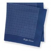Triangle Silk Pocket Square