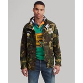 Camo Graphic Jacket
