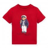 Captain Bear Cotton Tee