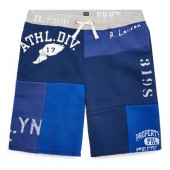 Twill Terry Graphic Short