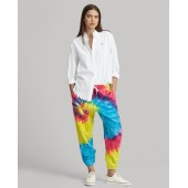 Tie-Dye French Terry Sweatpant