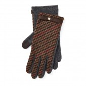 Houndstooth Tech Gloves