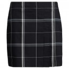 Wicking Windowpane Golf Skort