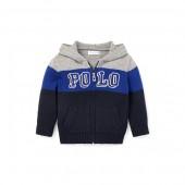 Polo Full-Zip Hoodie