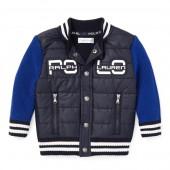 Hybrid Sweater Jacket