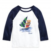Polo Bear Rash Guard