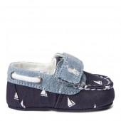 Sander Sailboat EZ Boat Shoe