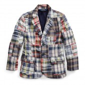 Cotton Madras Sport Coat