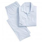 Stripe Stretch Sleep Set