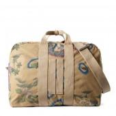 Cotton-Blend Duffel Bag