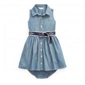 Belted Dress  Bloomer