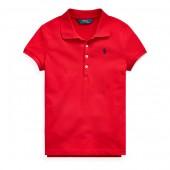 Stretch-Cotton Mesh Polo Shirt
