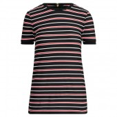 Striped Stretch Tee