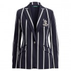 Crest Striped Cricket Blazer