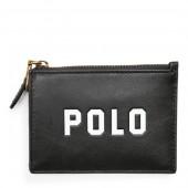 Polo Zip Card Case