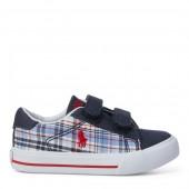 Easten Plaid EZ Canvas Sneaker