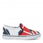Landyn Flag Canvas Sneaker