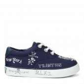 Vaughn II Canvas Sneaker