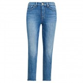 Regal Straight Crop Jean
