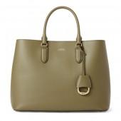 Marcy Leather Satchel