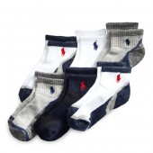 Quarter-Length Sock 6-Pack