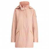 Cotton-Blend Anorak Jacket