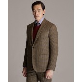 Houndstooth Suit Jacket