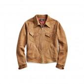 Roughout Suede Western Jacket
