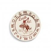 Rodeo Souvenir Plate