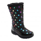 totes Hearts Snow Boot
