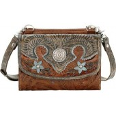 Desert Wildflower Small Cross Body Bag/Wallet