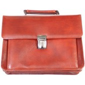 Travel Tote Italian Leather 739A